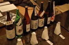 $蔵元駄文-利き酒の酒