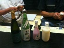 蔵元駄文-新酒