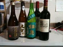 蔵元駄文-最近の酒