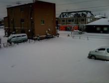 $蔵元駄文-雪景色
