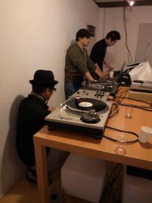 蔵元駄文-DJブース